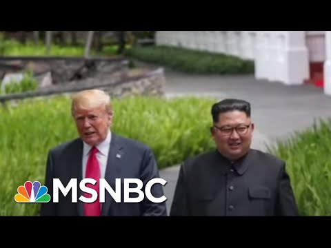 Did North Korea Play President Donald Trump? | Velshi & Ruhle | MSNBC