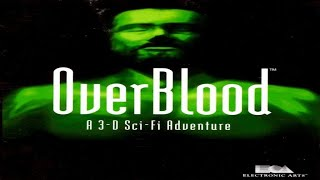 OVERBLOOD walkthrough video game movie No commentary