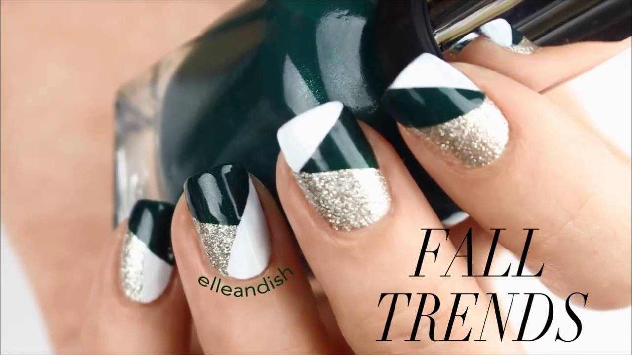Fall Nail Trends by Janelle Estep l Ulta Beauty - YouTube
