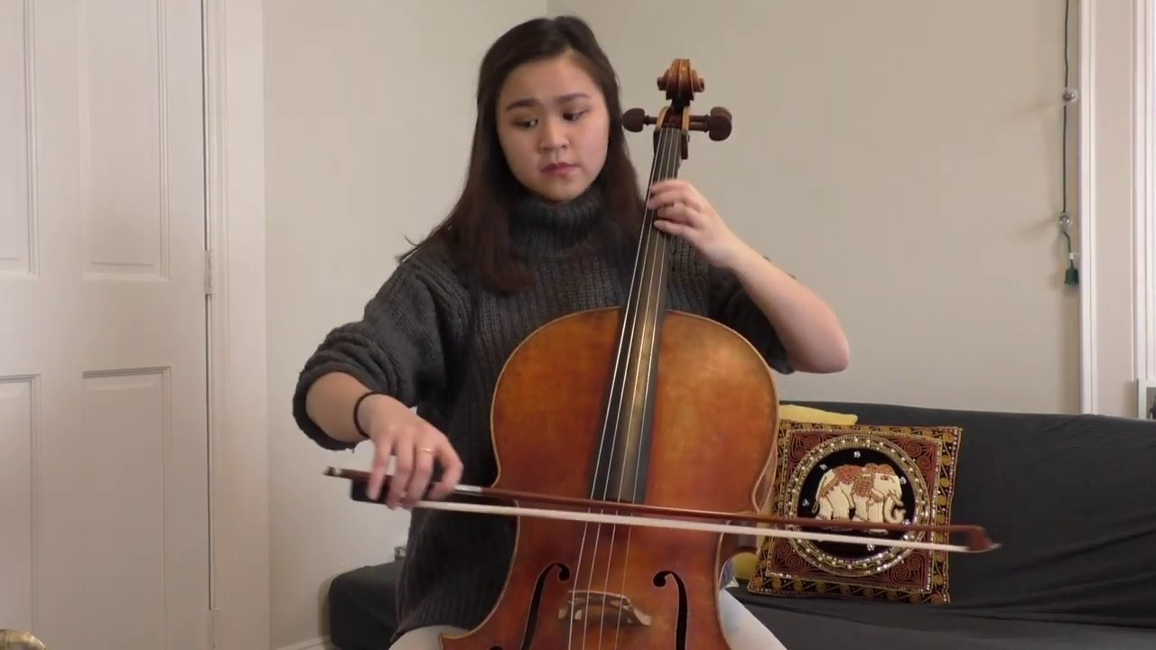 Suzuki Cello Book 1: No.9-17 (Part II)