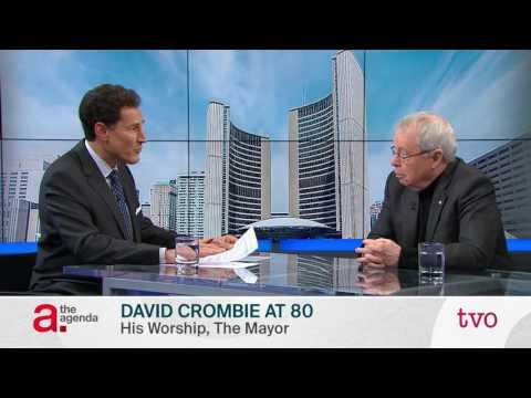 David Crombie at 80