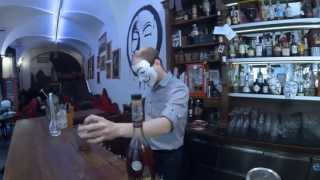 AnonymouS Bar: AnonymouS Face 2 Face Competition by Remy Martin VSOP Video by vojta zak Bartenders - AnonymouS.