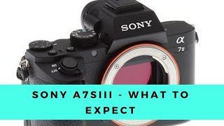 Sony A7SIII announcement - What to expect