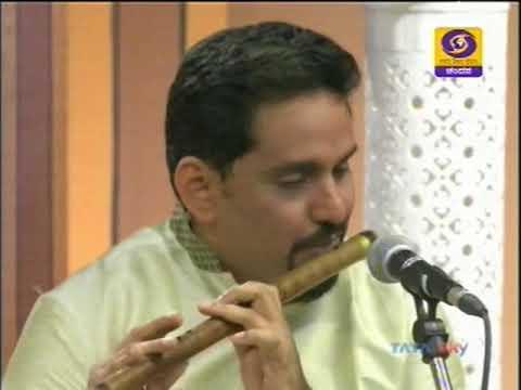 Ravichandra Kulur-DD Chandana-Flute