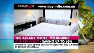 Buyinvite Travel Deal: Melbourne Thumbnail