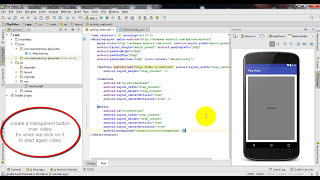 How to Play Video in Android Studio 1.4(Tutorial about how to Play an mp4 Movie using VideoView in Android Studio version.1.4. 0:00 Create New Project with Application name
