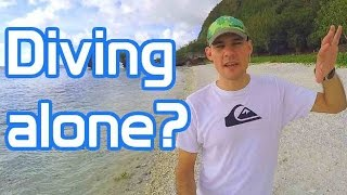 Are you diving alone?   |   Freediving Blackout