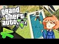 GTA 5 Funny Moments - Girls First Time Playing Video Games!