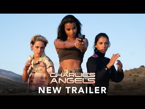 Delana's Dish - The New Charlies Angels Trailer