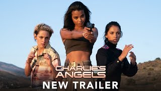 CHARLIE'S ANGELS - Official Trailer #2 (HD)