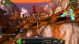 First Degree Mortar - World of Warcraft Quest
