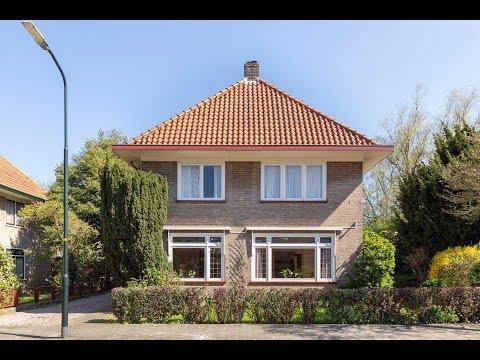Prinsesselaan 12, jaren '30 villa gelegen in de Parken, Apeldoorn