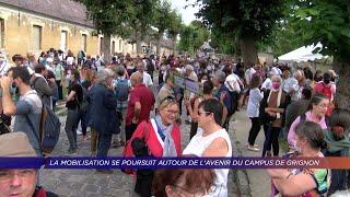 Yvelines | La mobilisation se poursuit autour de l'avenir du campus de Grignon