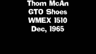 Thom McAn- GTO Shoes1965 WMEX  1510