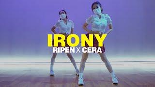 원더걸스(Wonder girls) - 아이러니(Irony) | Ripen X Cera Choreography…