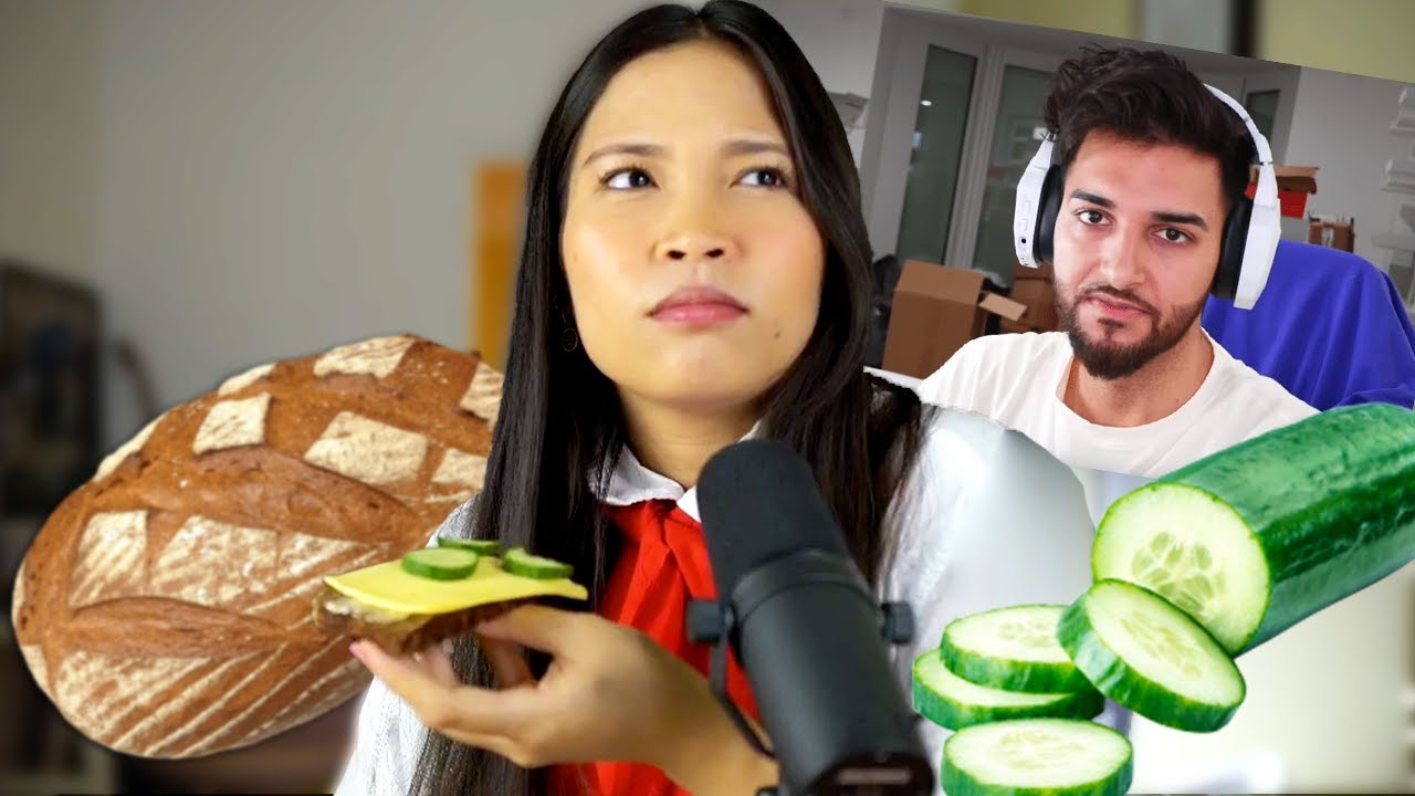 ich wurde s*xuell belästigt (Apored Gurken Sandwich Mukbang)