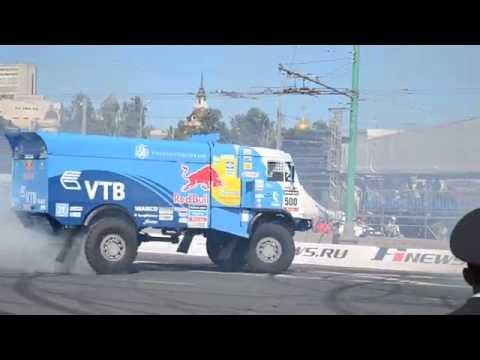 Эдуард Николаев и Айрат Мардеев о предстоящей гонке Шёлковый путь и подготовке к Дакару