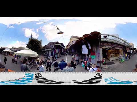 Experience Athens 360 video- A walk around Acropolis