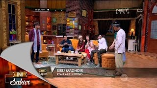 Ini Sahur 13 Juli 2015 Part 4/7 - Dominique, DJ Yasmin, Deva Mahenra, Arie Kriting dan Sylvia Fully