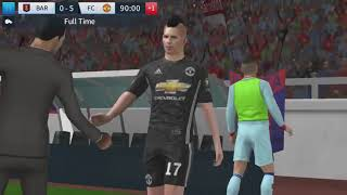 Game Android #1103 Dream League Soccer 2018 Android Gameplay