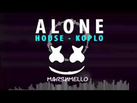 Alone - Marshmello   Versi Koplo Remix
