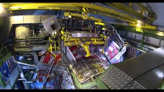 The installation of a CMS muon barrel package (DT+RPC) Thumbnail