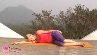 Йога для беременных - 3(Видео-курс Евгении Назаровой