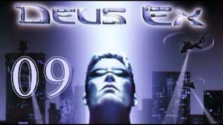 Let's Play Deus Ex #009 - Hell's Kitchen II [720p60]