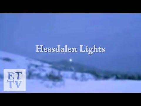 Hessdalen Lights | Most Intensely Studied UFO Phenomena In History ✔️