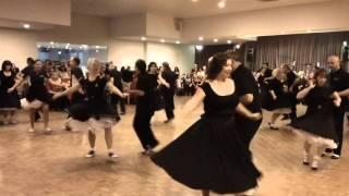 Alleycatz Dance Demo - Lt Maria's Rock & Roll Dance (16/7/11)