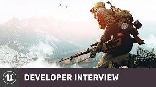 Vigor By Bohemia Interactive | E3 2018 Developer Interview | Unreal Engine