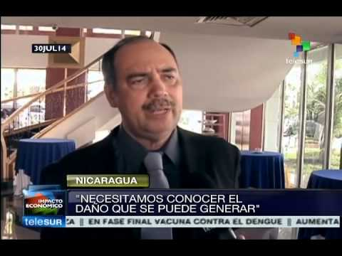Nicaragua debates pros and cons of building canal