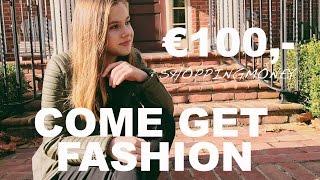 TRY ON - COMEGETFASHION & WIN €100,- SHOPPINGMONEY