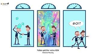 Faîtes pétiller votre ADN | Antoine Mourey