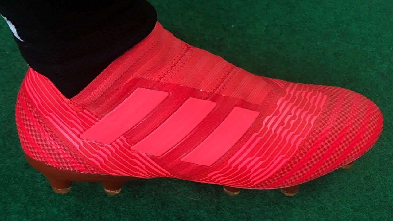 50a4d8e43083 Adidas Nemeziz 17+ 360Agility (Cold Blooded) - Unboxing, Review & On Feet