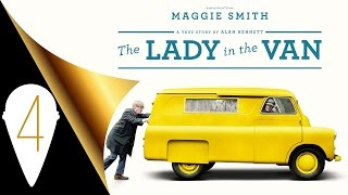 THE LADY IN THE VAN Movie Review