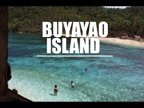 Buyayao Island Beach - Oriental Mindoro Philippines
