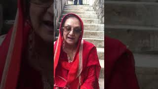 Saira Banu Celebrates after being Handed over the Keys of Dilip Kumar's Pali Hill Bungalow