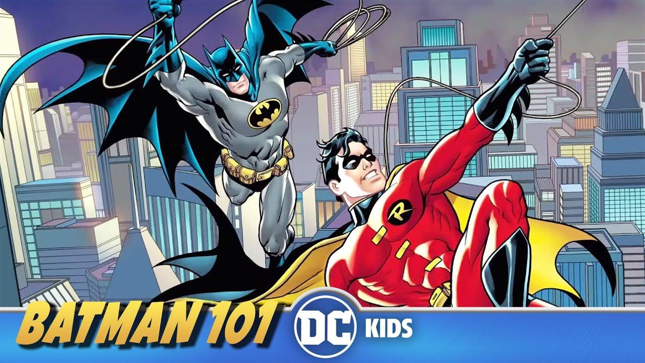 ¡El dúo dinámico! | Batman 101 En Latino | DC Kids