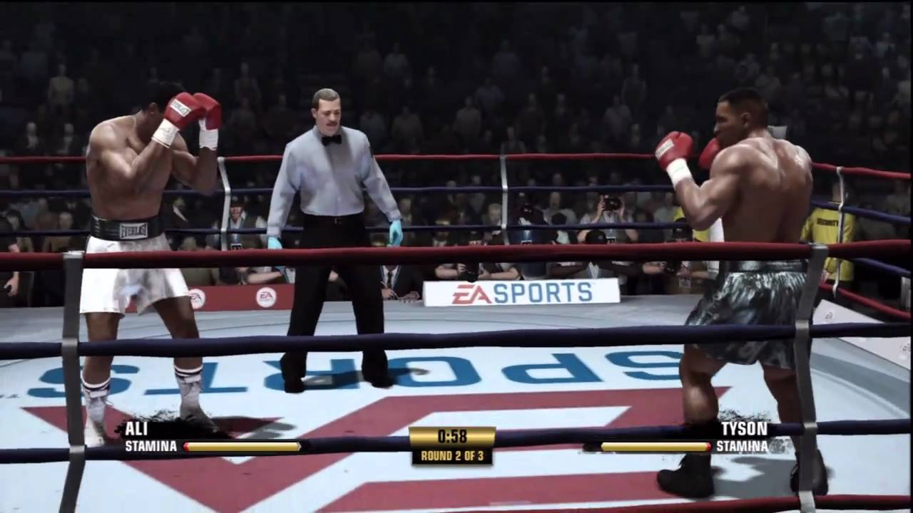 Скачать fight night champion.
