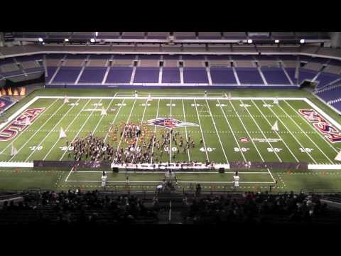 Vista Ridge High School Band 2015 - UIL 5A Texas Sate Marching Contest