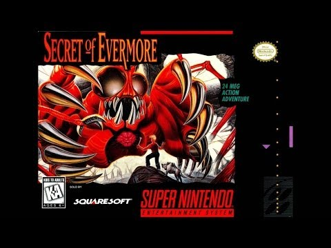 Secret of evermore Ebon keep abandoned castle Extended