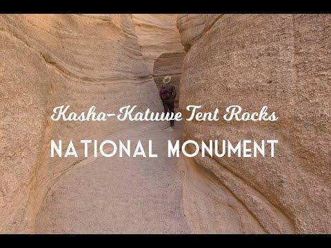 Kasha Katuwe - Tent Rocks National Monument - New Mexico