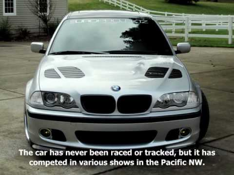 2001 bmw 325i modified  2001 Modified BMW 330i - YouTube