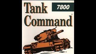 Atari 7800 - Tank Command (1988, Froggo Games)