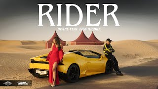 DIVINE - RIDER Feat. Lisa Mishra | Prod. by Kanch, Stunnah Beatz | Official Music Video
