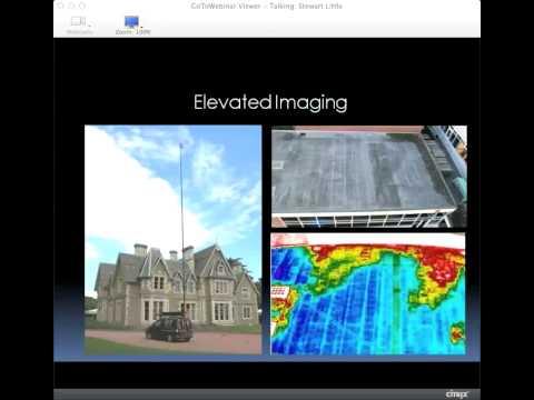 [Webinar] Visualising energy loss for the first time - IRT Surveys & Bauder (May 2013)