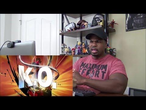 Street Fighter V: Zeku Reveal Trailer - REACTION!!!