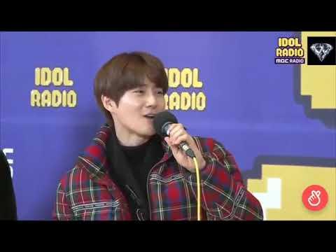 181220 Idol Radio : EXO Suho ft Chen - Love Shot