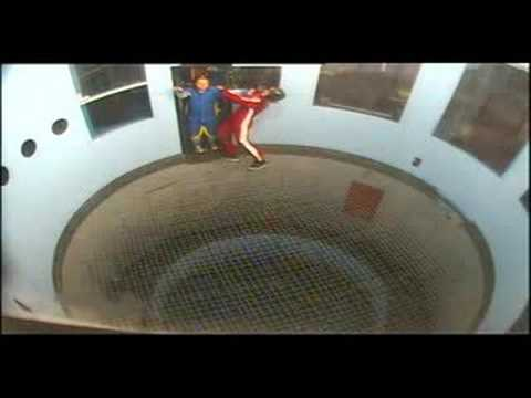 How not to do indoor Skydiving
